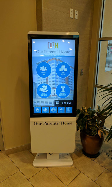 Interactive Virtual Concierge