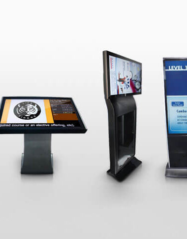 Interactive Touch Screen Signage